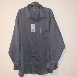 TravelSmart Roundtree & Yorke black square shirt